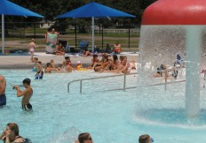 Aquatic Center Opening